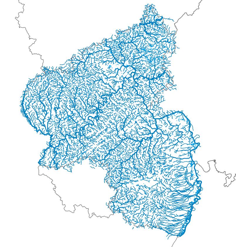Bache Flusse Seen Wasser Erleben